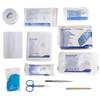 EVOC 1,5L First Aid Kit S Black/Heather Grey